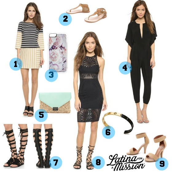 9 Must Buy Basic Pieces | LatinaOnaMission.com