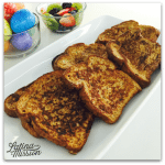 Chocolate French Toast Recipe | latinaonamission.com