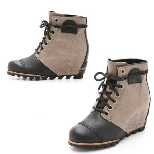 Sorel 1964 Premium Wedge Booties | Latina On a Mission