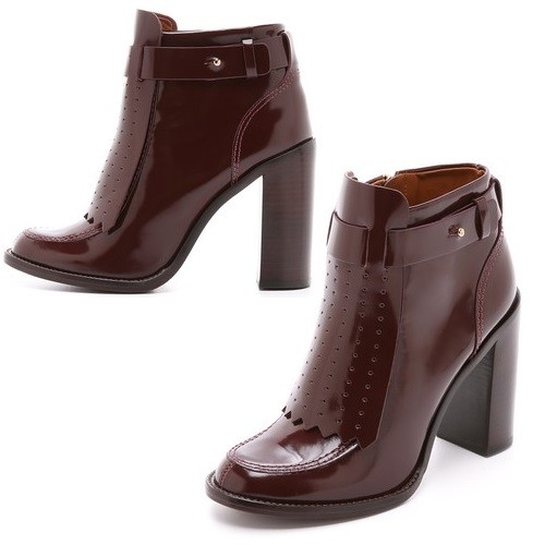 Tory Burch Hyde Booties   Latina On a Mission