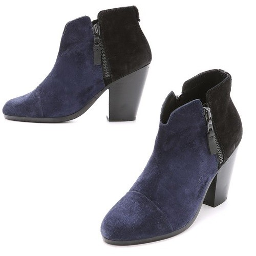 Rag & Bone Margot Suede Booties | Latina On a Mission