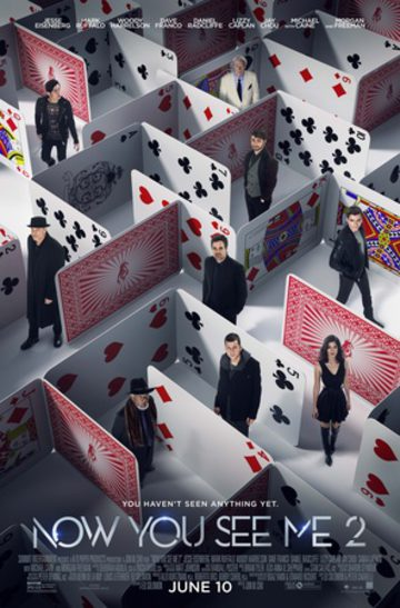"Grab Your ""Now You See Me 2″ Movie Screening Passes 