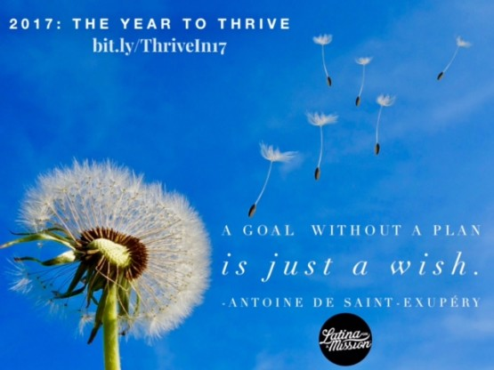 2017: The Year to Thrive_Migdalia Rivera, Latina On a Mission