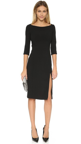 black-halo-marissa-sheath-dress_Fashion Blogger