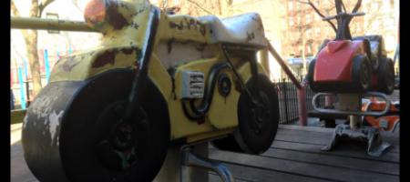 New York City Hell's Kitchen Park | Latina On a Mission