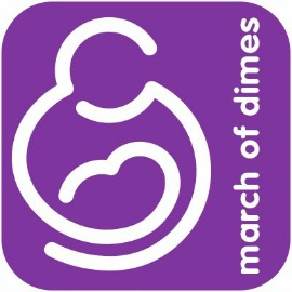 March of Dimes Twitter Logo